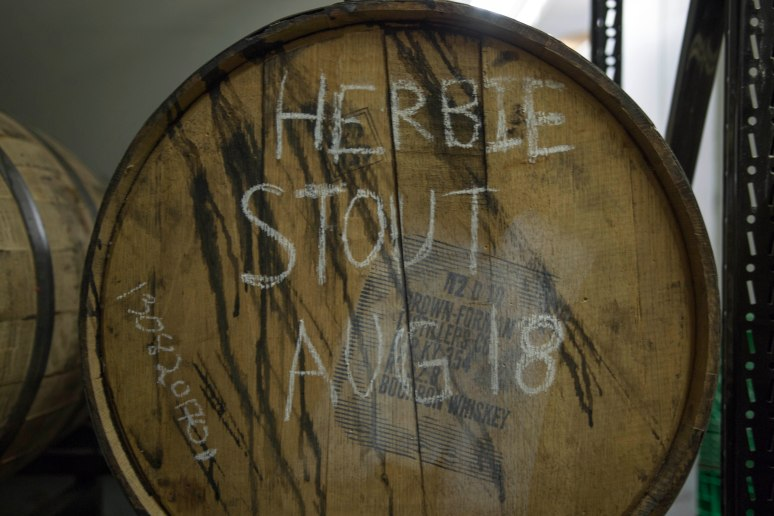 Herbies Stout August