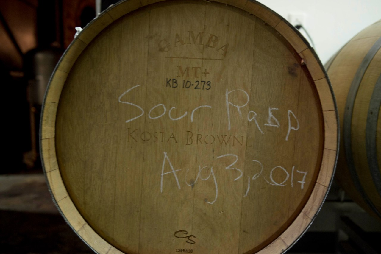 sour raspberry barrel
