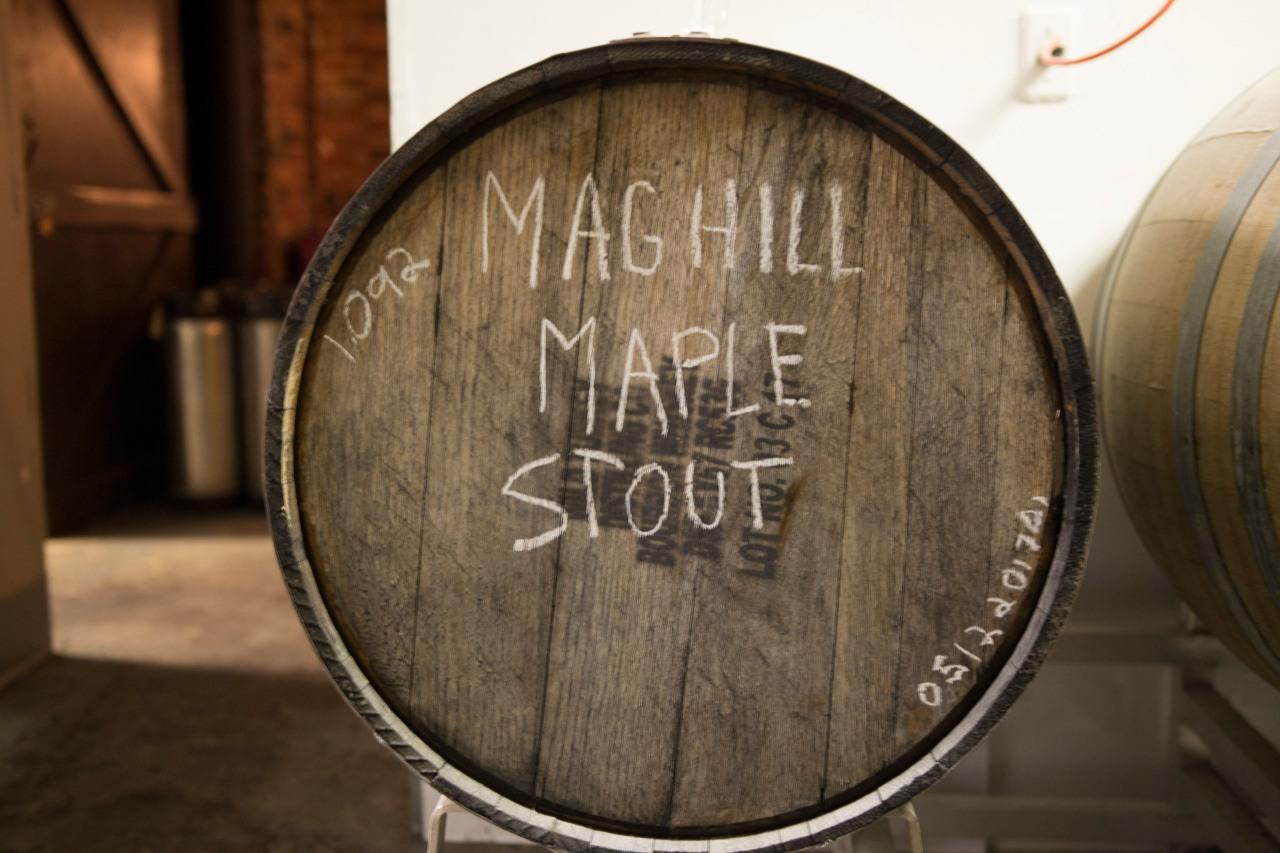 Mag Hill Barrel